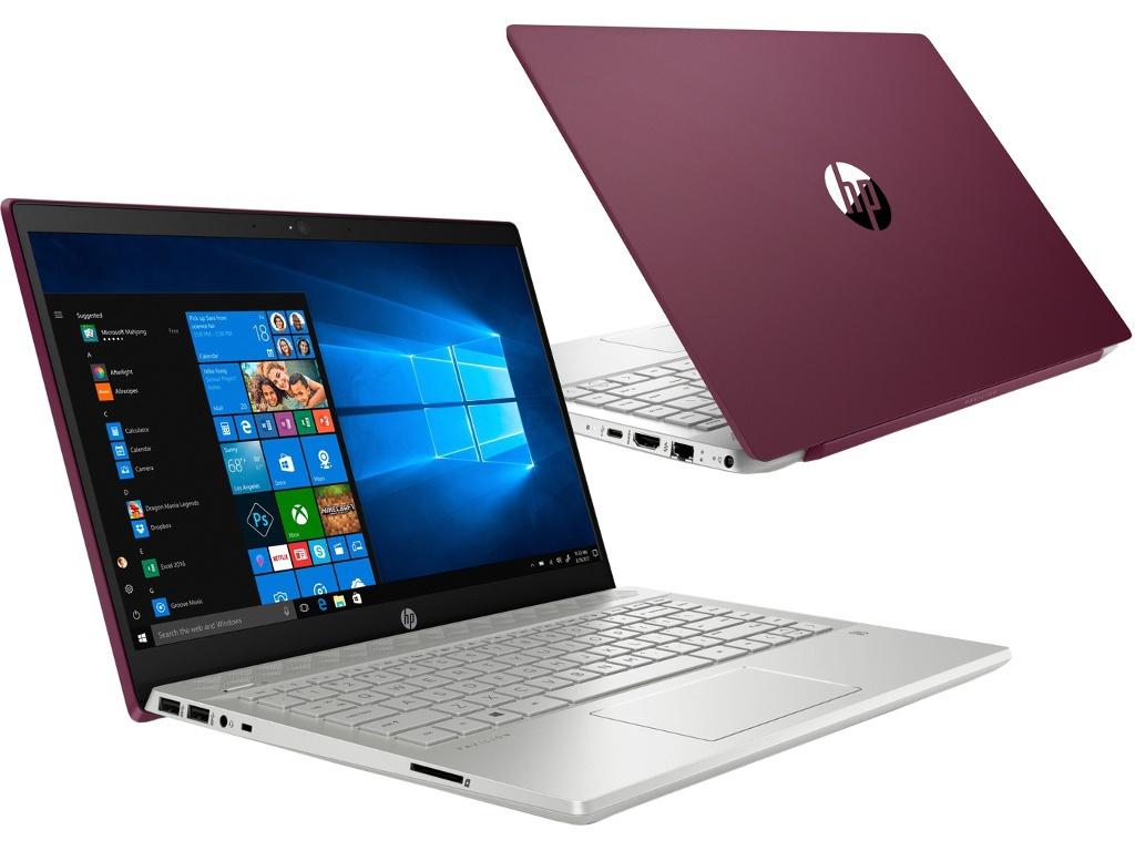 купить Ноутбук HP Pavilion 14-ce0000ur Vinous 4HB30EA (Intel Pentium 4415U 2.3 GHz/4096Mb/1000Gb/Intel HD Graphics/Wi-Fi/Bluetooth/Cam/14.0/1920x1080/Windows 10 Home 64-bit) по цене 31988 рублей