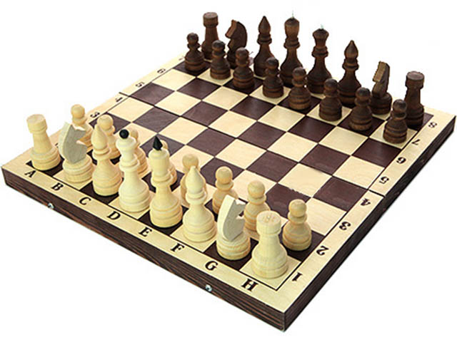 Игра Орловская Ладья Шахматы турнирные Е-9