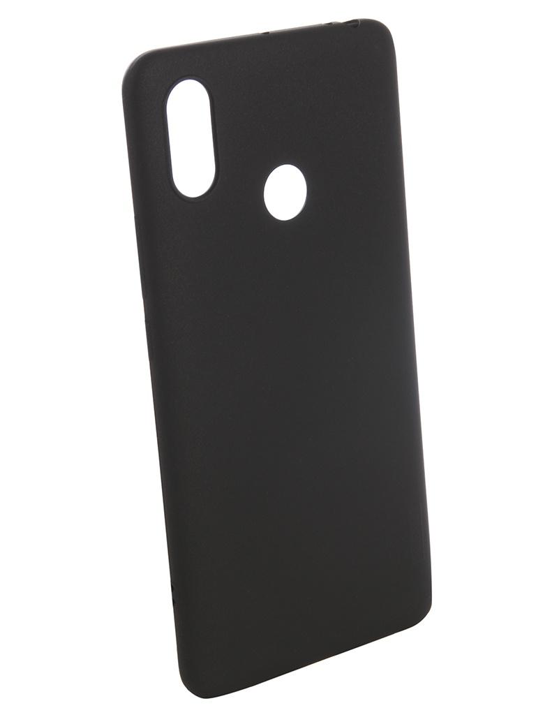 Аксессуар Чехол X-Level для Xiaomi Mi Max 3 Guardian Series Black 2828-176 аксессуар чехол x level для xiaomi redmi 5 guardian series black 2828 062
