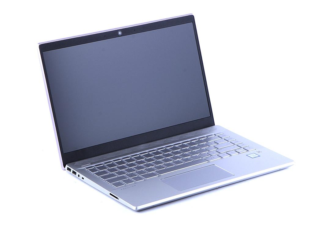 купить Ноутбук HP Pavilion 14-ce0008ur Pink 4GW92EA (Intel Core i3-8130U 2.2 GHz/4096Mb/1000Gb/Intel HD Graphics/Wi-Fi/Bluetooth/Cam/14.0/1920x1080/Windows 10 Home 64-bit) по цене 36388 рублей
