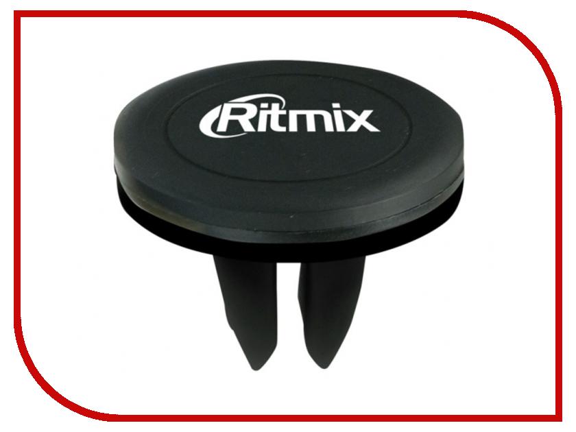 Держатель Ritmix RCH-005V Magnet держатели в авто ritmix держатели ritmix rch 025 w sticky pad magnet