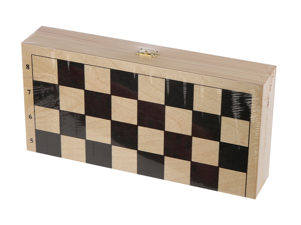 Игра ОФ Игрушки 3 в 1 Шашки, шахматы, нарды ОФ8 / 047-11