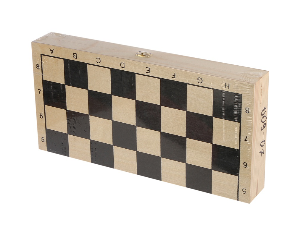 Игра ОФ Игрушки 3 в 1 Шашки, шахматы, нарды ОФ7 / 009-07