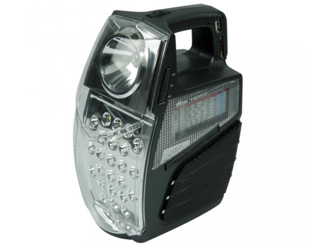 Радиоприемник Ritmix RPR-555 Black