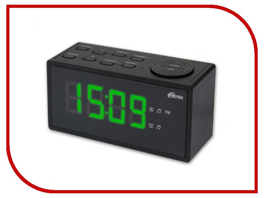 Часы Ritmix RRC-1212 Black ritmix rrc 818 white