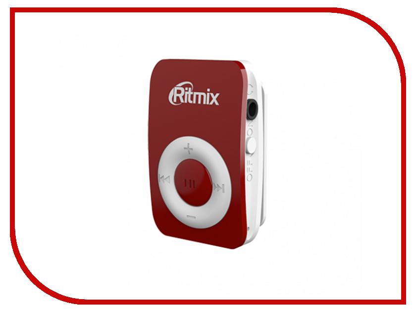 Плеер Ritmix RF-1010 Red аксессуары для пылесоса sanyo 1400ar bsc wd95 wd90 wd80
