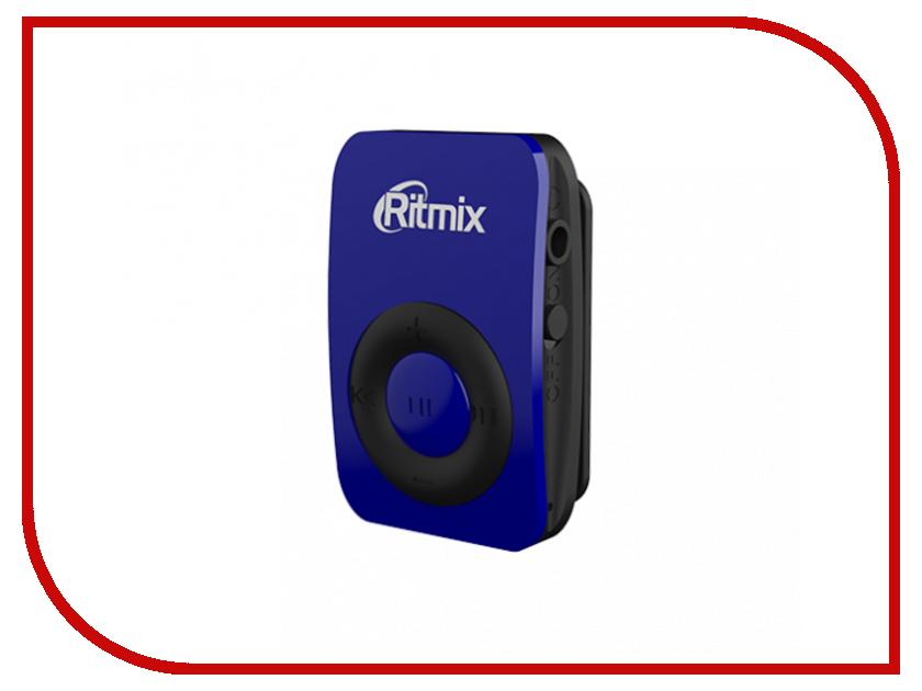 Плеер Ritmix RF-1010 Blue