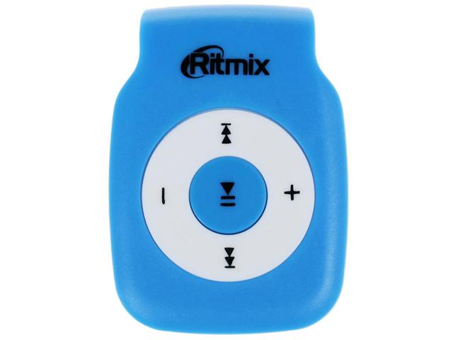 Плеер Ritmix RF-1015 Blue