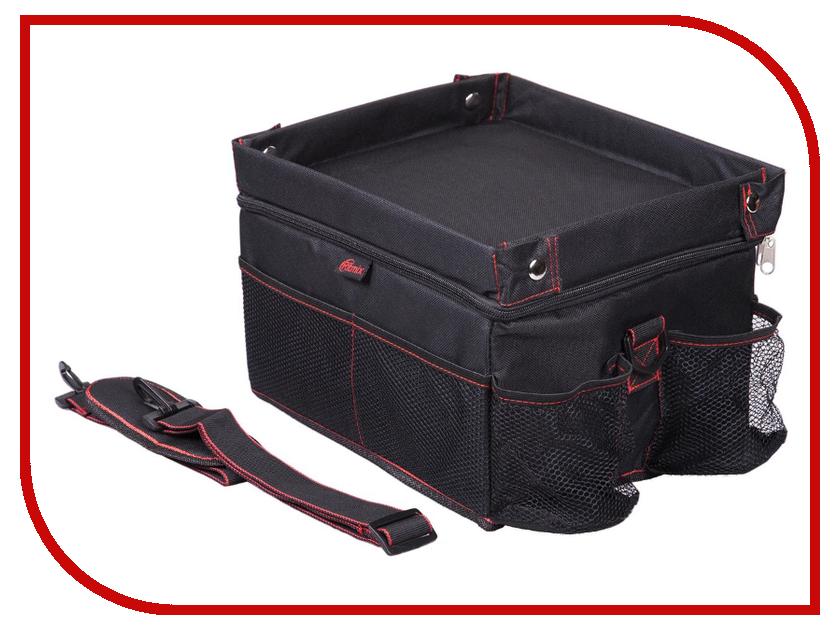 Органайзер Ritmix 21x30x25cm RAO-1671 органайзер в багажник ritmix rao 1382 черный красный настил 170x155см упак 1шт