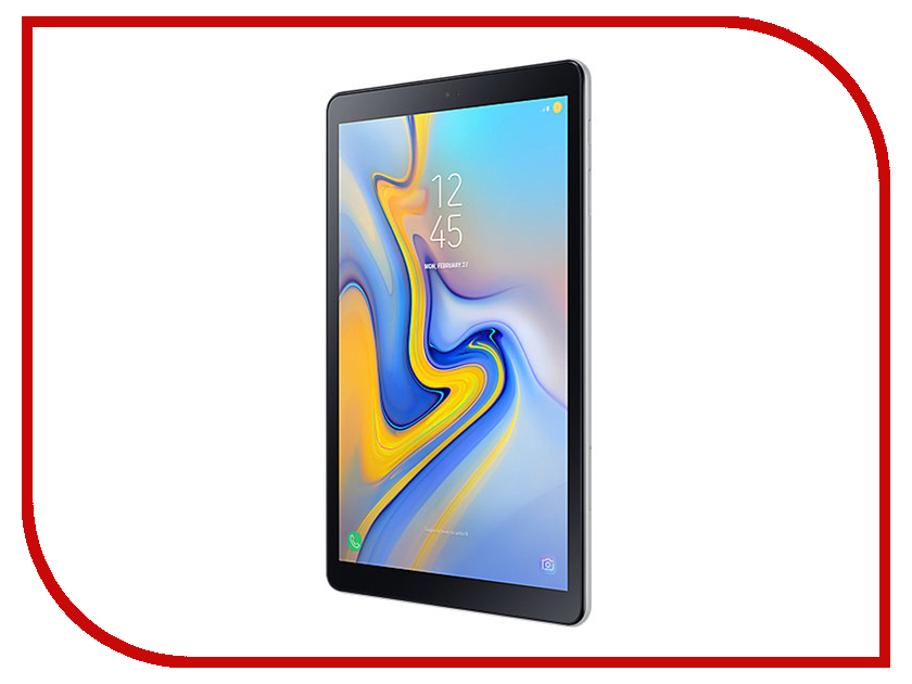 Планшет Samsung SM-T595 Galaxy Tab A 10.5 32Gb LTE Silver SM-T595NZAASER (Qualcomm Snapdragon 450 1.8 GHz/3072Mb/32Gb/GPS/LTE/3G/Wi-Fi/Bluetooth/Cam/10.5/1920x1200/Android) планшет samsung sm t580 galaxy tab a 10 1 16gb white sm t580nzwaser exynos 7870 1 6 ghz 2048mb 16gb wi fi bluetooth gps cam 10 1 1920x1200 android