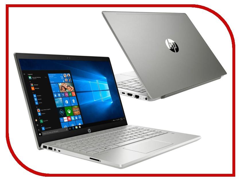 Ноутбук HP Pavilion 14-ce0031ur Silver 4GX03EA (Intel Core i7-8550U 1.8 GHz/16384Mb/1000Gb+256Gb SSD/nVidia GeForce MX150 4096Mb/Wi-Fi/Bluetooth/Cam/14.0/1920x1080/Windows 10 Home 64-bit)