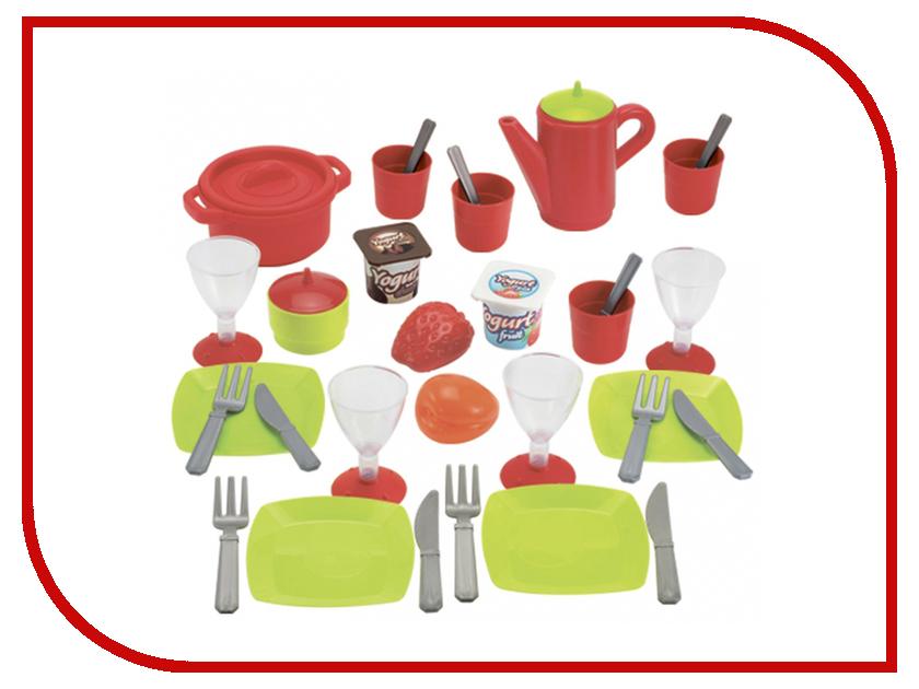 Игровой набор Ecoiffier Chef 2603 набор игровой ecoiffier сушилка для посуды посуда 39 предметов
