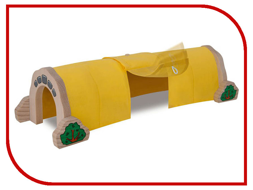 Игрушка Eichhorn Гибкий тоннель 100001519 игрушка eichhorn 100001364