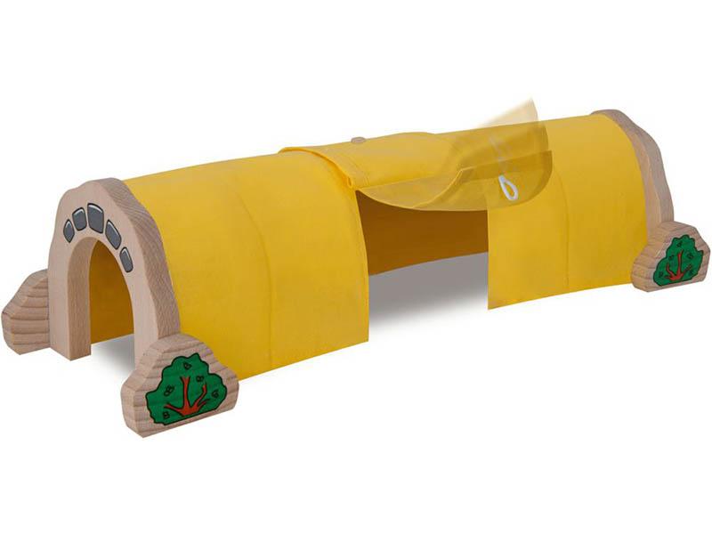 Игрушка Eichhorn Гибкий тоннель 100001519 eichhorn 170 дет