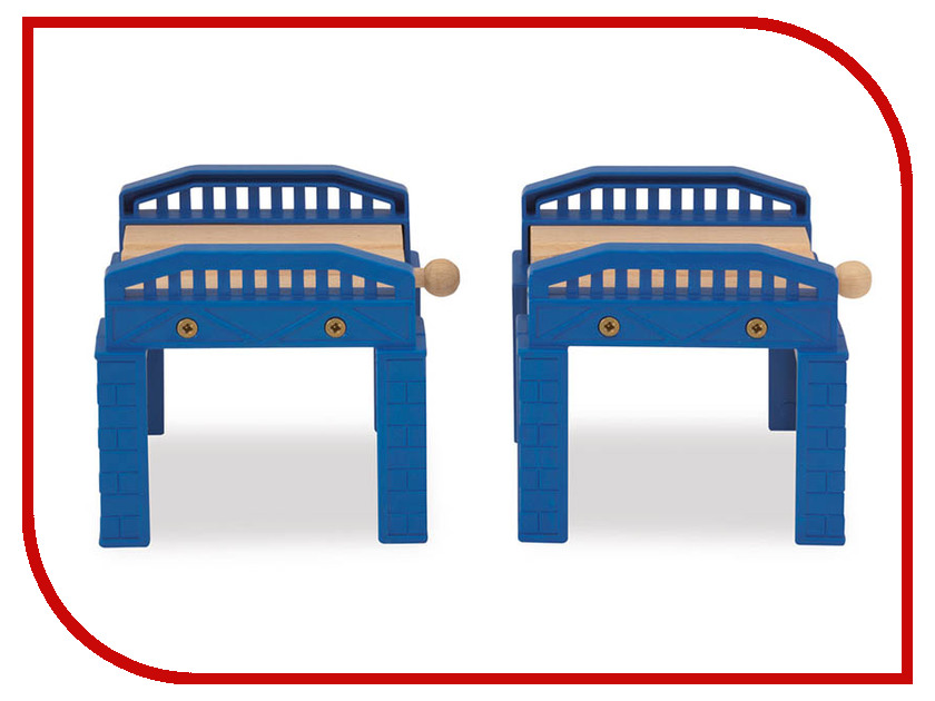 все цены на Игрушка Eichhorn Два моста 100001504 онлайн