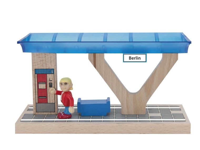 Игрушка Eichhorn Платформа 100001505