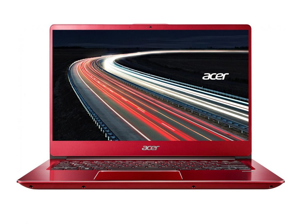 Ноутбук Acer Swift SF314-54-39Z2 NX.GZXER.005 Red (Intel Core i3-8130U 2.2 GHz/8192Mb/128Gb SSD/No ODD/Intel HD Graphics/Wi-Fi/Cam/14.0/1920x1080/Windows 10 64-bit) цена