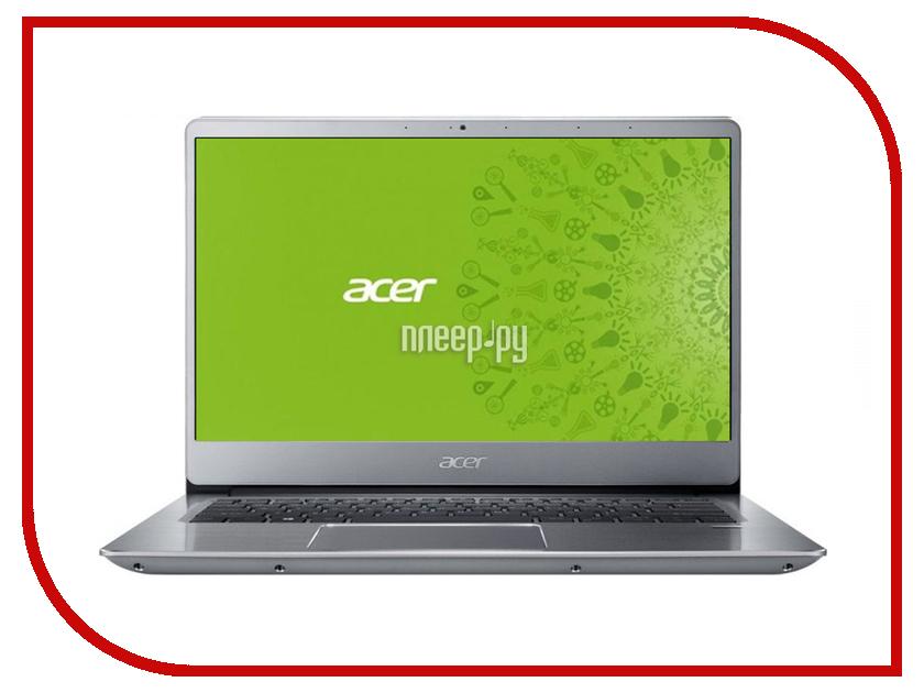 Ноутбук Acer Swift SF314-54-31UK NX.GXZER.008 Silver (Intel Core i3-8130U 2.2 GHz/8192Mb/128Gb SSD/No ODD/Intel HD Graphics/Wi-Fi/Cam/14.0/1920x1080/Linux) моноблок lenovo ideacentre aio 520 24iku ms silver f0d2003urk intel core i5 7200u 2 5 ghz 8192mb 1000gb dvd rw intel hd graphics wi fi bluetooth cam 23 8 1920x1080 dos