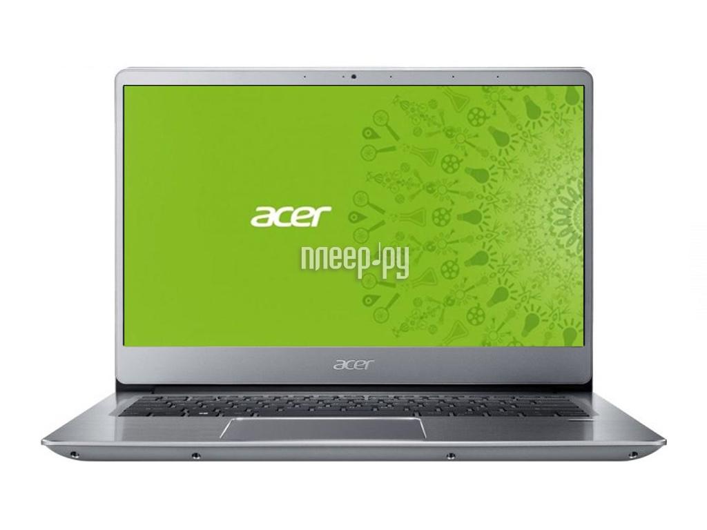 Ноутбук Acer Swift SF314-54-31UK NX.GXZER.008 Silver (Intel Core i3-8130U 2.2 GHz/8192Mb/128Gb SSD/No ODD/Intel HD Graphics/Wi-Fi/Cam/14.0/1920x1080/Linux) цена