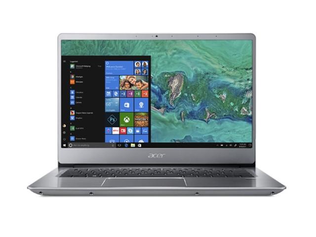 Ноутбук Acer Swift SF314-54G-82LL NX.GY0ER.004 Silver (Intel Core i7-8550U 1.8 GHz/8192Mb/256Gb SSD/No ODD/nVidia GeForce MX150 2048Mb/Wi-Fi/Cam/14.0/1920x1080/Windows 10 64-bit) цены онлайн