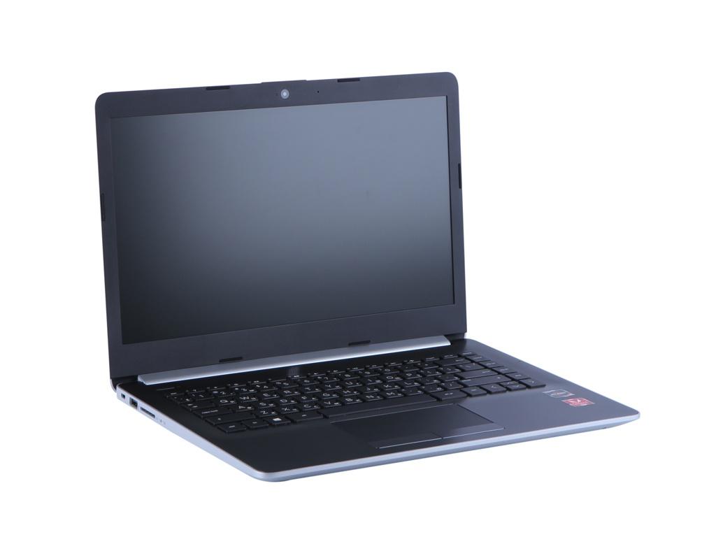 Ноутбук HP 14-cm0010ur Silver 4KH35EA (AMD Ryzen 3 2200U 2.5 GHz/8192Mb/1000Gb+128Gb SSD/AMD Radeon Vega 3/Wi-Fi/Bluetooth/Cam/14.0/1366x768/Windows 10 Home 64-bit)