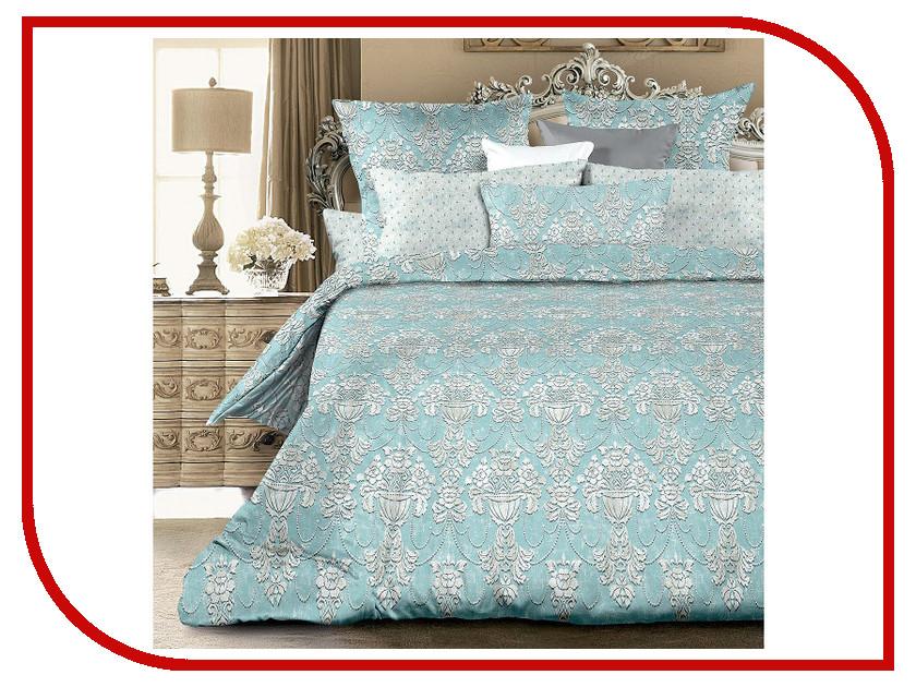Постельное белье Унисон Россини 15375-1/15376-1 Комплект 1.5 спальный Перкаль 450110