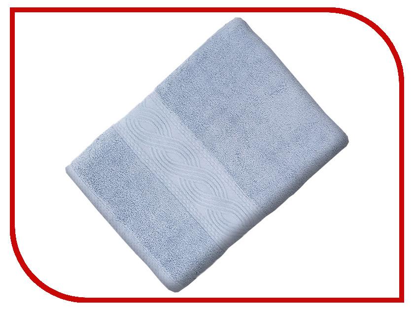 Полотенце Унисон Анкона 70x140cm Grey 514182