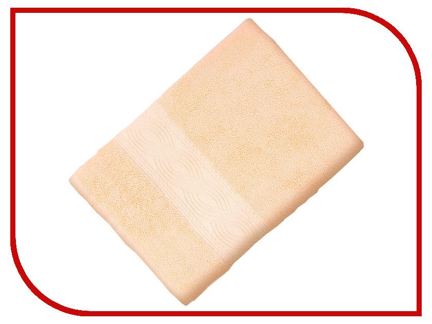 Полотенце Унисон Анкона 70x140cm Peach 514180