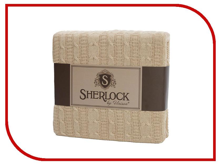 Плед Унисон Sherlock 150x200cm 507887