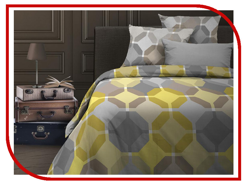 Постельное белье Wenge Sanremo 11791-1/11792-1 Комплект 2 спальный Бязь 516377 постельное белье эго комплект 1 5 спальный полисатин