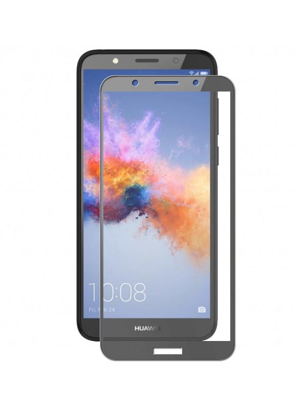 Аксессуар Защитное стекло LuxCase для Huawei Y5 2018 2.5D Full Screen Full Glue Black Frame 77876