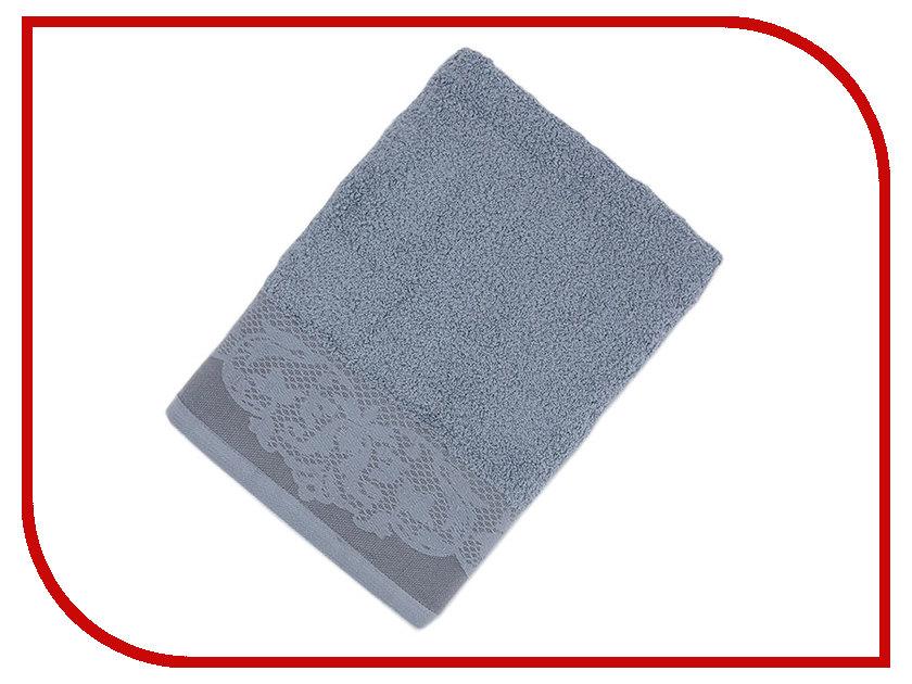 Полотенце Романтика Габриэль 70x140cm Cold Grey 514256 полотенце aquarelle стамбул 70x140cm white blue 710397
