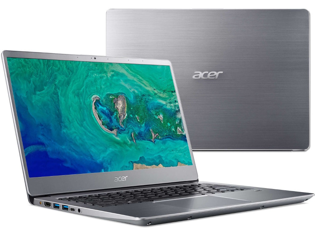 Ноутбук Acer Swift SF314-54G-5201 NX.GY0ER.005 Silver (Intel Core i5-8250U 1.6 GHz/8192Mb/256Gb SSD/No ODD/nVidia GeForce MX150 2048Mb/Wi-Fi/Cam/14.0/1920x1080/Linux) ноутбук msi ps42 8rb 464xru 9s7 14b121 464 intel core i5 8250u 1 6 ghz 8192mb 256gb ssd no odd nvidia geforce mx150 2048mb wi fi bluetooth cam 14 1920x1080 dos