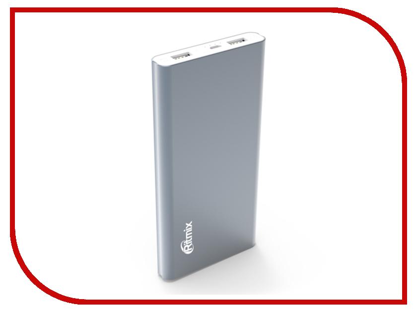 Аккумулятор Ritmix RPB-12077P Grey аккумулятор