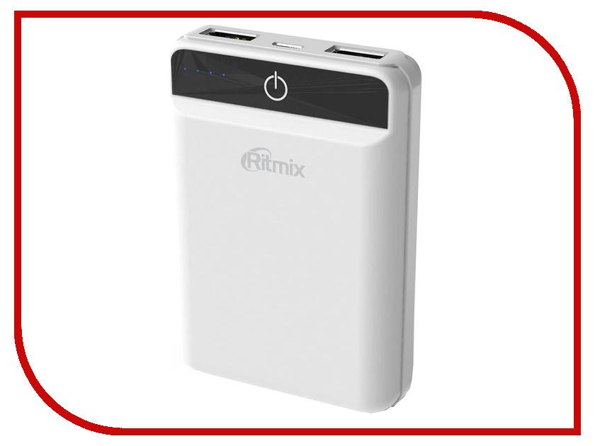 Аккумулятор Ritmix RPB-10000mAh White