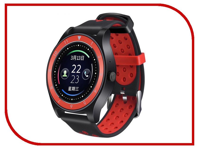 Умные часы ZDK R10 Black-Red умные часы zdk a58 black