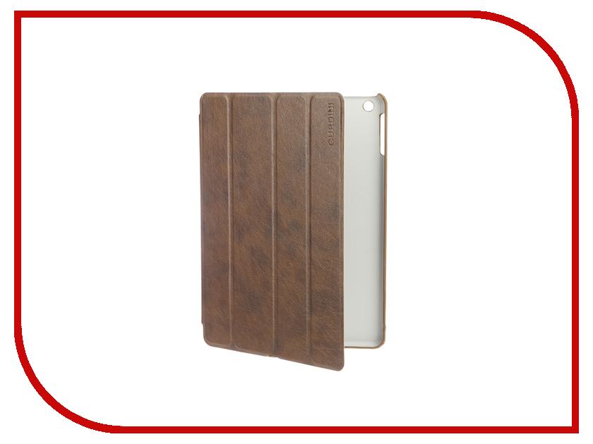 все цены на Аксессуар Чехол Gurdini Classic Series для APPLE iPad Air / iPad New 2017-2018 9.7 Brown 520038