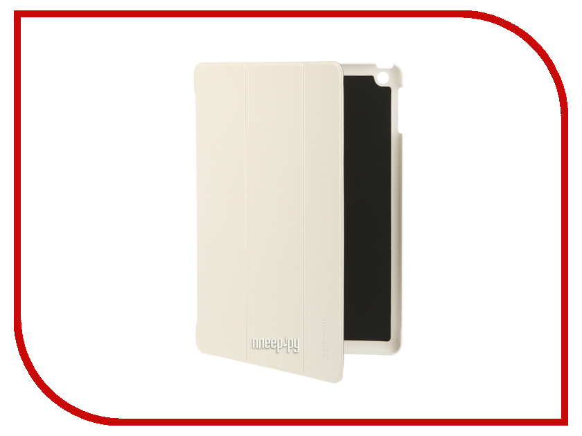 Аксессуар Чехол Gurdini для APPLE iPad Air / iPad New 2017-2018 Eco кожа White 520013 стоимость