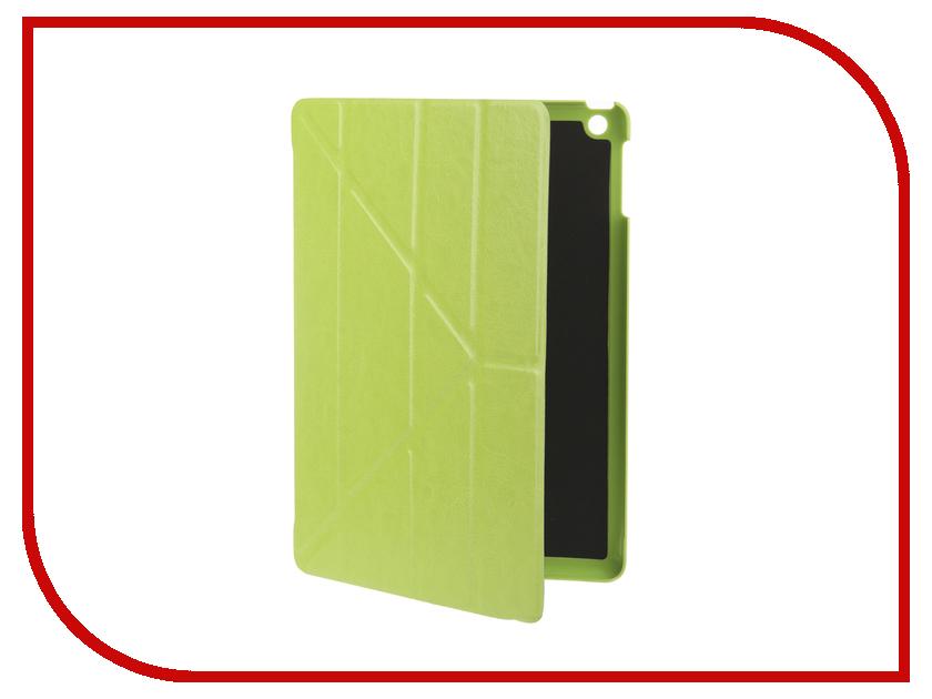 Аксессуар Чехол Gurdini для APPLE iPad Air / iPad New 2017-2018 Green 520012 чехол для ipad prolife 16975 light green