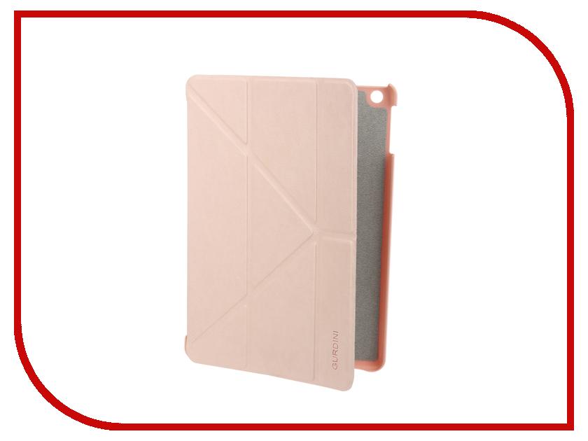Аксессуар Чехол Gurdini для APPLE iPad Air / iPad New 2017-2018 Pink 520004