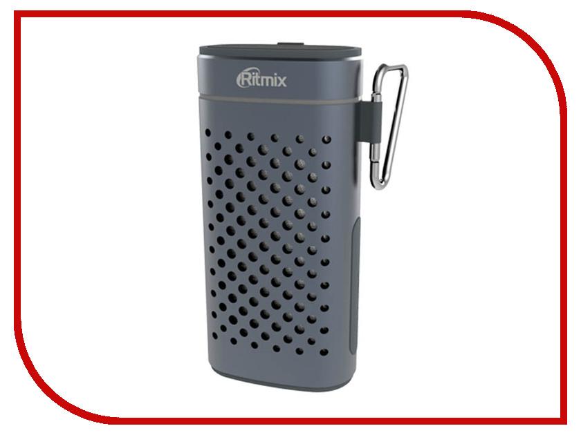 Колонка Ritmix SP-440PB Gray
