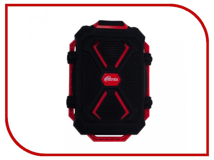 Аккумулятор Ritmix RPB-10407LT Black-Red аккумулятор ritmix rpb 12077p grey