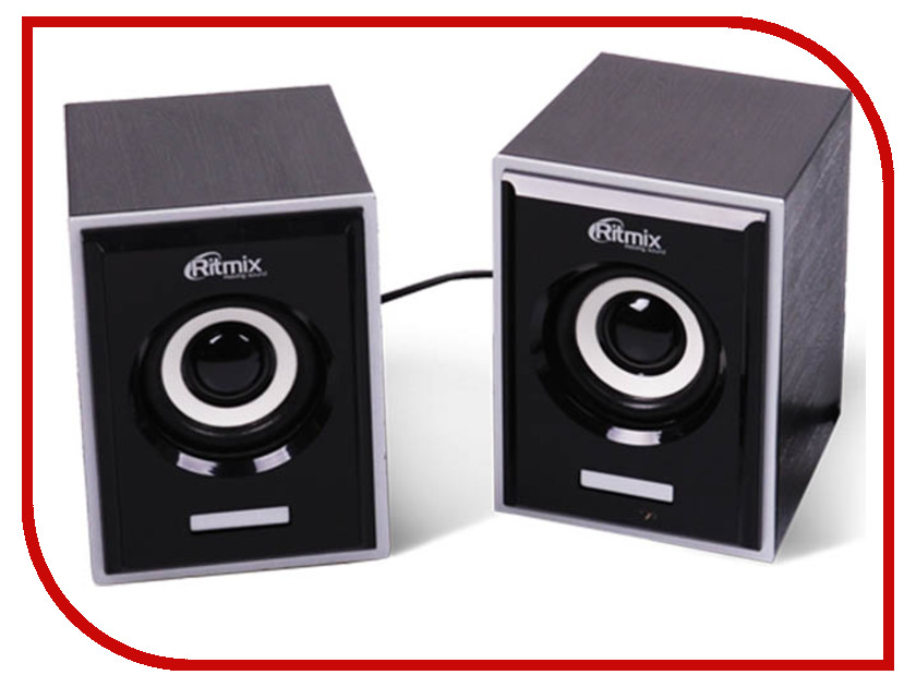 Колонка Ritmix SP-2090W Black
