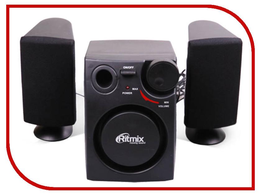 Колонка Ritmix SP-2100 Black sp 60x45 см