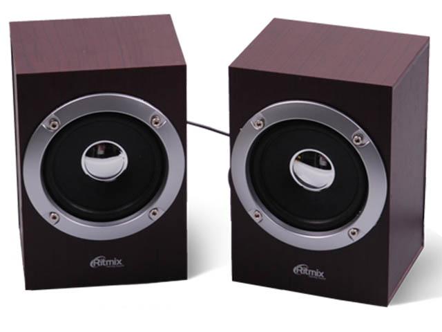 лучшая цена Колонка Ritmix SP-2012W Cherry
