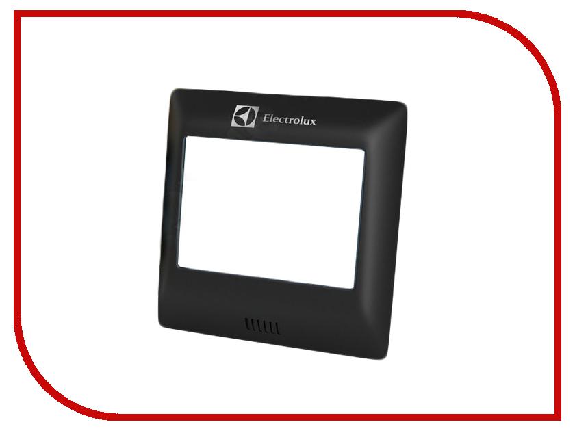 Аксессуар Сменная панель Electrolux ETT-16 Black сменная панель silver electrolux eta 16