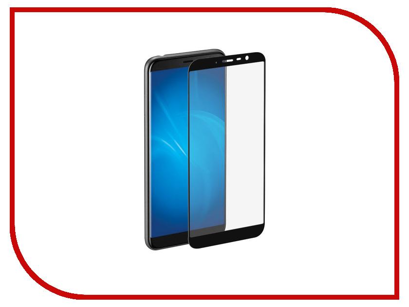Аксессуар Защитное стекло для Meizu M6T LuxCase 3D Black Frame 77975 аксессуар защитное стекло sony xperia xa1 luxcase 0 33mm 82170