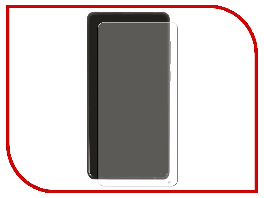 Аксессуар Защитная пленка для Xiaomi Mi Mix 2s LuxCase Full Screen Transparent 89052 аксессуар защитная пленка для alcatel 5v luxcase full screen transparent 88579