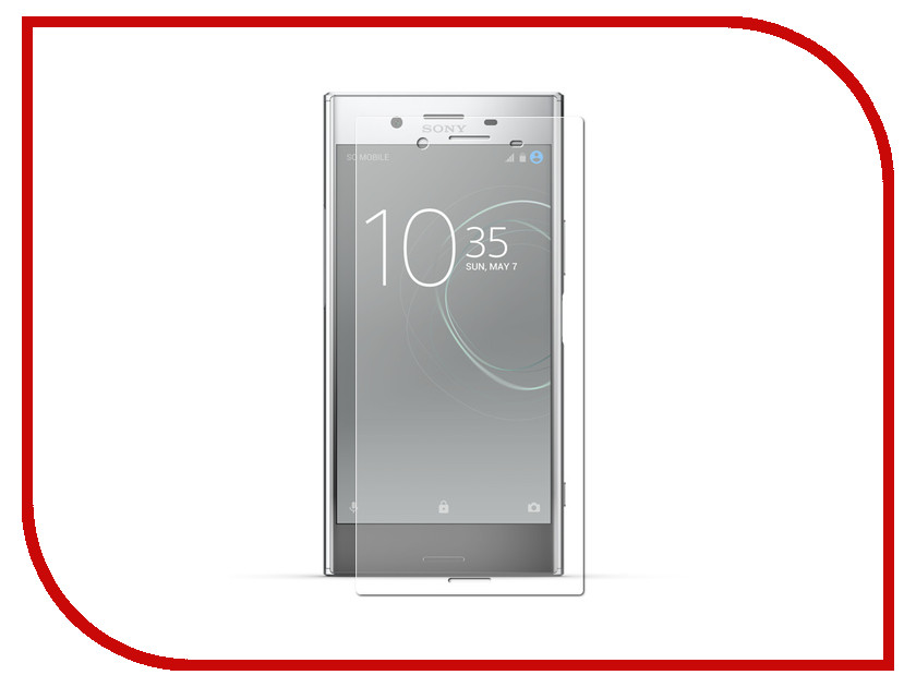Аксессуар Защитная пленка для Sony Xperia XZ Premium LuxCase Full Screen Transparent 88360 good working replacement lcd touch screen digitizer assembly for sony for ericsson for xperia t lt30 lt30i lt30p free shipping
