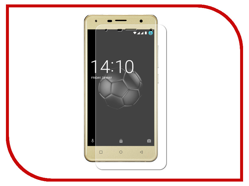 Аксессуар Защитная пленка для Prestigio Muze X5 LuxCase Full Screen Transparent 89042 5pcs lot top quality for prestigio multiphone pap5550 pap 5550 duo lcd display touch screen glass digitizer assembly replacement